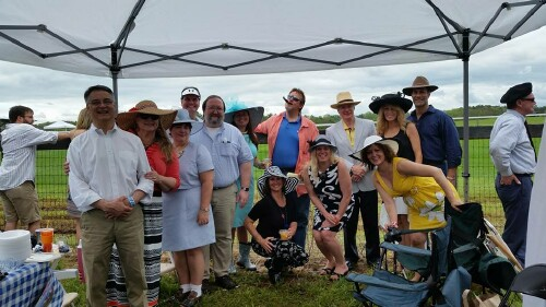 Georgia Steeplechase brunch